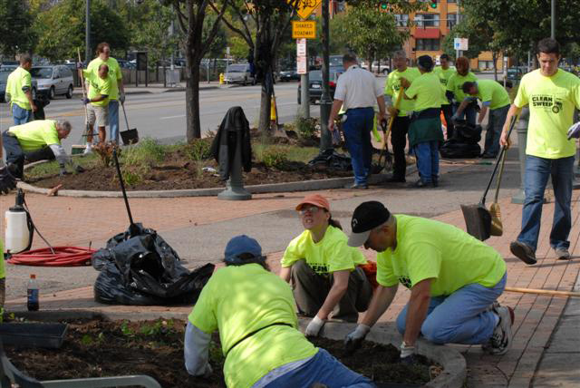 Rochester Clean Sweep 2014 will be May 3. [PHOTO: City Hall Photo Lab]