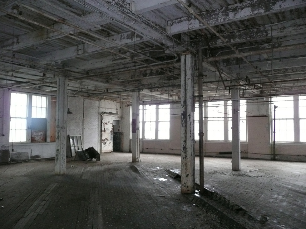 Carriage Factory, Rochester NY. [PHOTO PROVIDED BY: Preservation Studios]