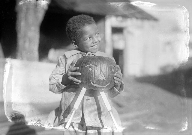 Meet Victor Jackson. October, 1918. [PHOTO: Albert R. Stone]