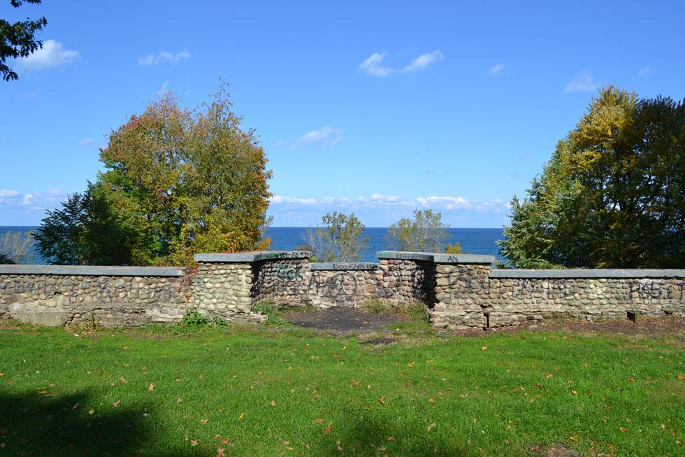 3 Lakes Pavillion at Durand-Eastman Park. [PHOTO: RochesterSubway.com]