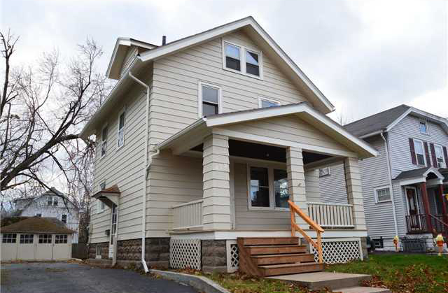 Here is an example of a single-family for sale at 473 Electric Ave. This is a 3 Bedroom / 1.0 Bathroom, with refinished floors and a new roof for 54,900. [IMAGE: Rich Tyson]