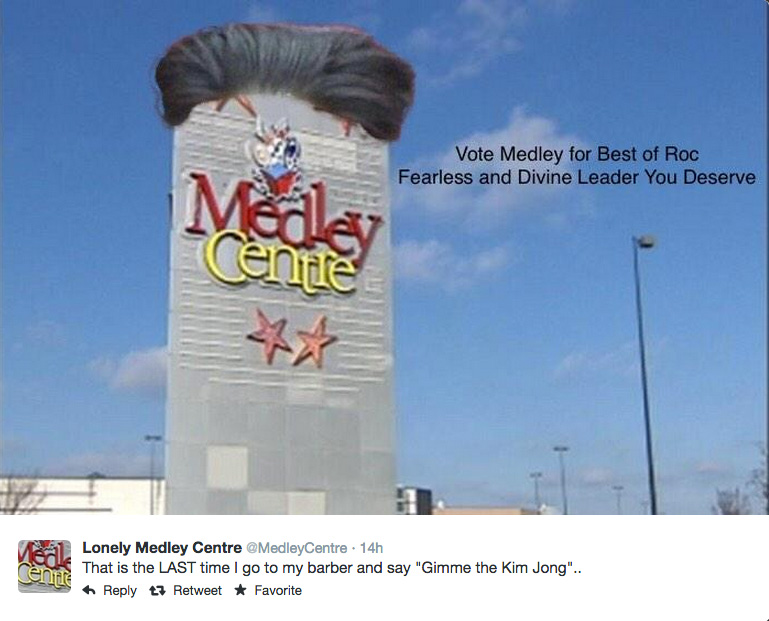 Lonely Medley Centre