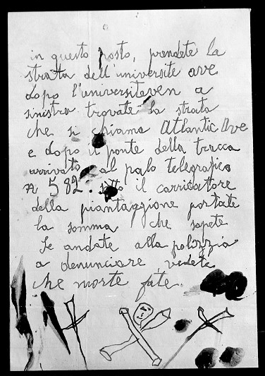 italian mob essay