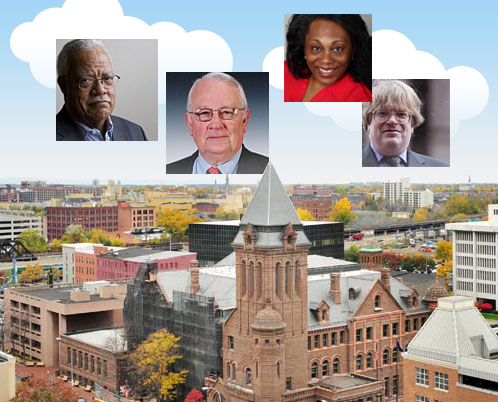 Rochester's race for Mayor is on!