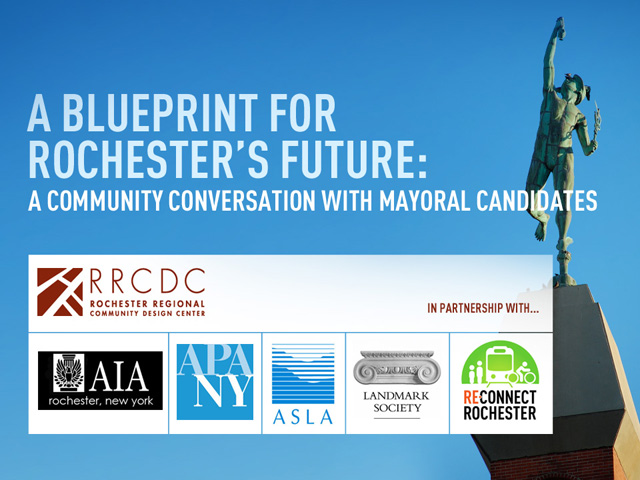 A Blueprint for Rochester's Future: A Community