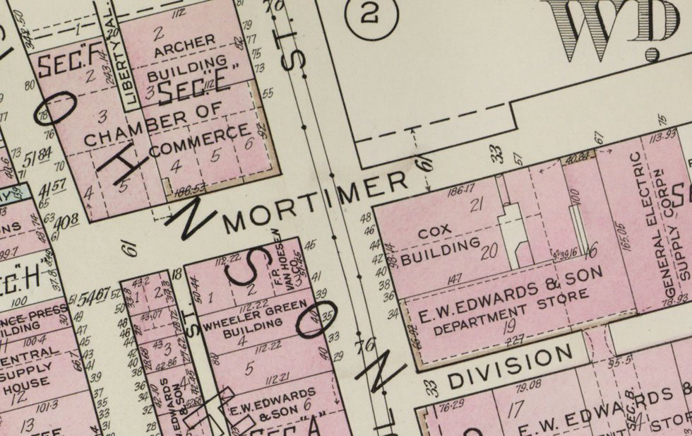RTS wants to change the name of Mortimer Street to RTS Way.