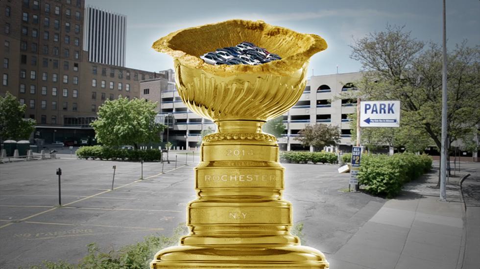 Rochester wins 2014 Streetsblog USA Parking Madness tournament.