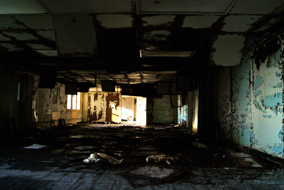 Inside Terrence Tower Rochester Psychiatric Center