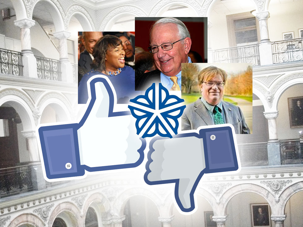 Recently, RochesterSubway.com asked Facebook fans who they were voting for in the upcoming race for Mayor. The results are in. [PHOTO: RochesterSubway.com]