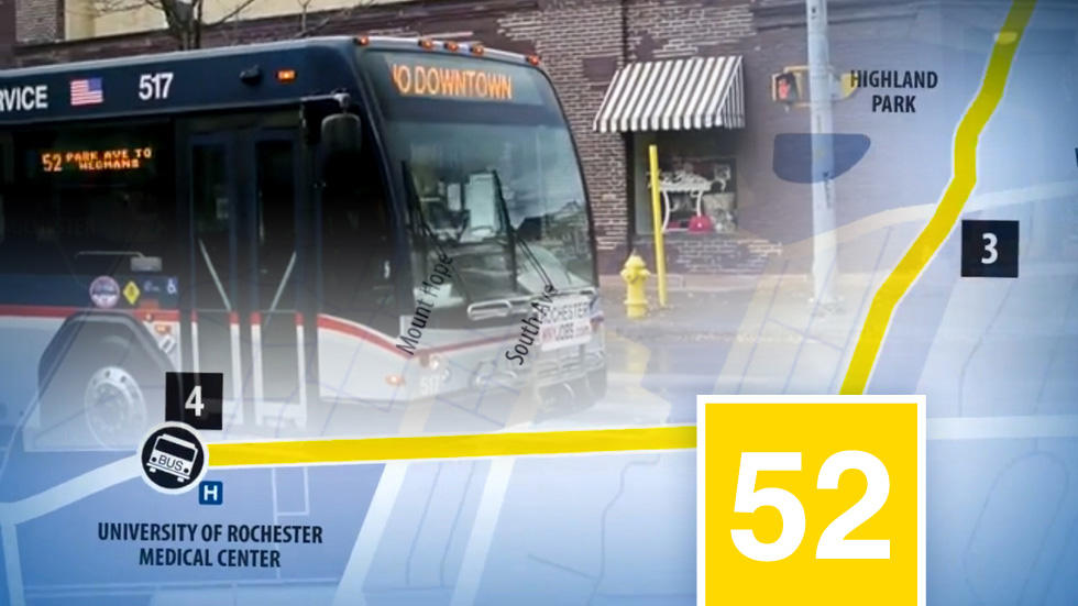 RGRTA announced that it would pull the plug on cross-town route 52.