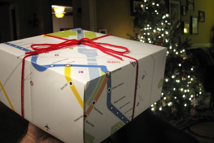 Rochester Subway fans sent in some real crafty gift ideas last year.