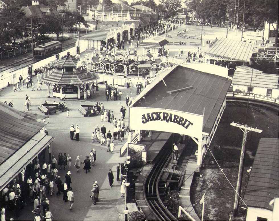 Seabreeze Amusement Park. [PHOTO: Courtesy Seabreeze Amusement Park]
