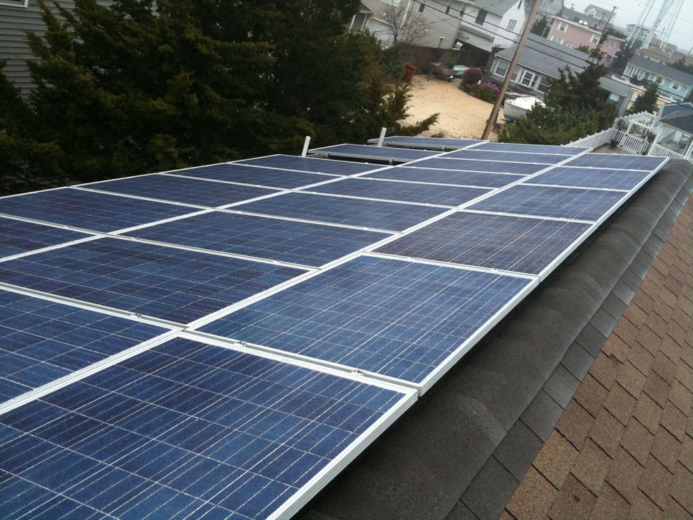 Rochester's Southeast Quadrant will take part in Community Solar NY, a program designed to make investing in solar power easier and more affordable for local residents and businesses. [PHOTO: Ruairí, Flickr]