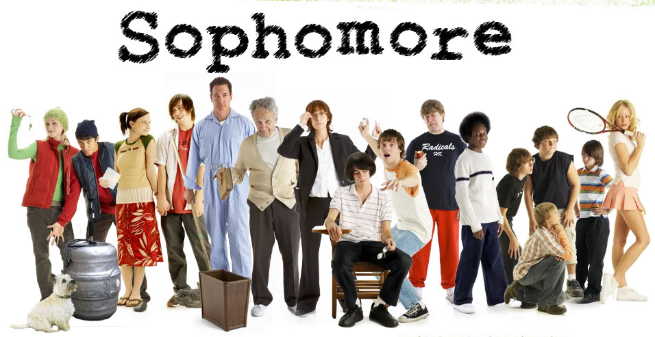 'Sophmore' is the second feature film by Rochester native T. Lee Beideck