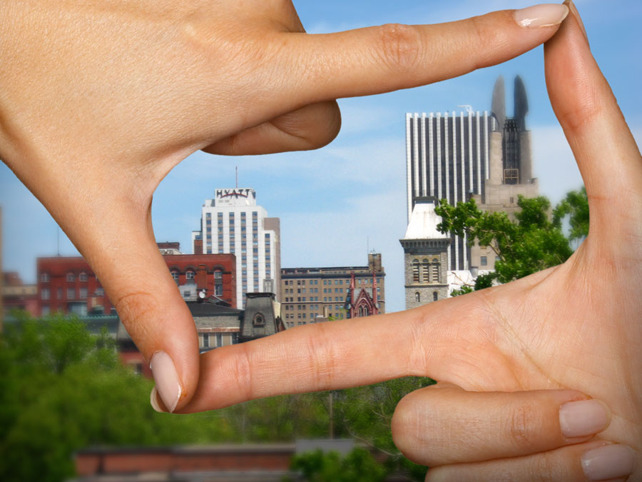 The Great ROC Digital Makeover! Submit a photo of a Rochester scene to RocSubway on Facebook. If chosen, we'll unleash the power of Photoshop and give your scene a digital facelift. You'll also win a FREE 16x10 print of Old Rochester City Hall. [Flickr Photo: globochem3x1minus1]
