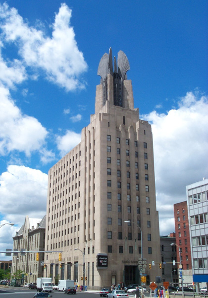 Times Square Building, Rochester, NY. [PHOTO: RochesterDowntown.com]