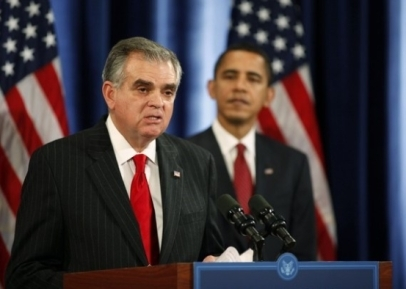 Transportation Secretary, Ray LaHood, announced $280 MM in federal money will be made available for street cars and public transportation projects.