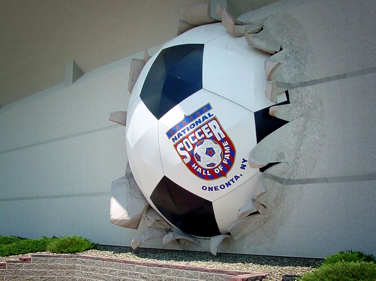U.S. Soccer Hall of Fame [PHOTO: Steve Hutchinson, Flickr]