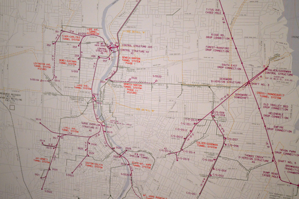 Here's the full network. [PHOTO: RochesterSubway.com]