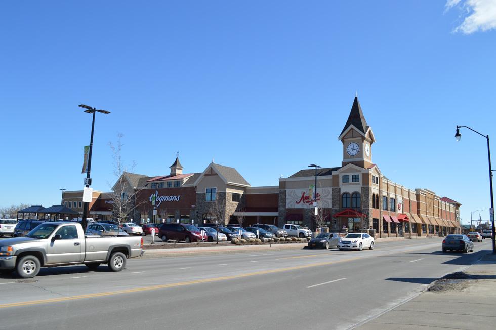 Wegmans on East Avenue and Winton Road. Rochester, NY. [PHOTO: RochesterSubway.com]