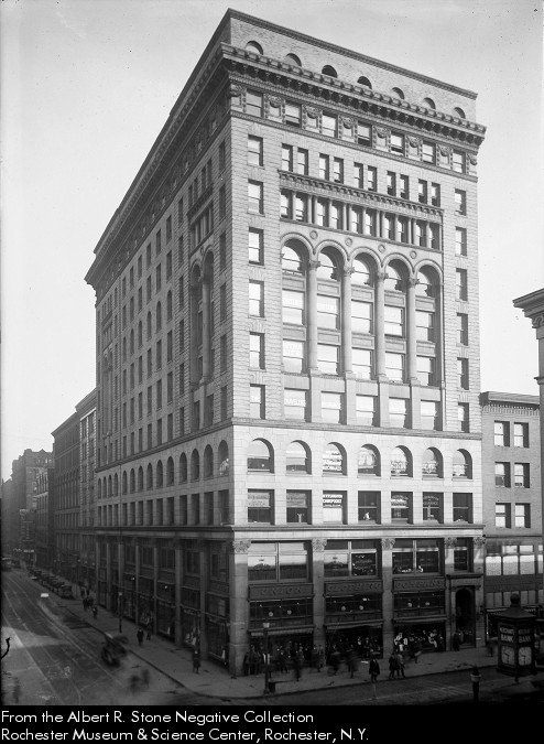 Granite Building [PHOTO: Rochester Museum and Science Center]