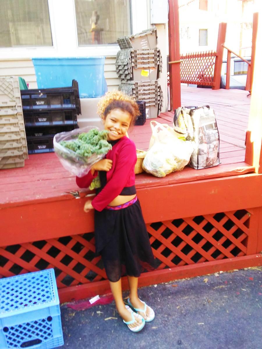 Gloria over Labor Day weekend [PHOTO: Gloria Grattan]
