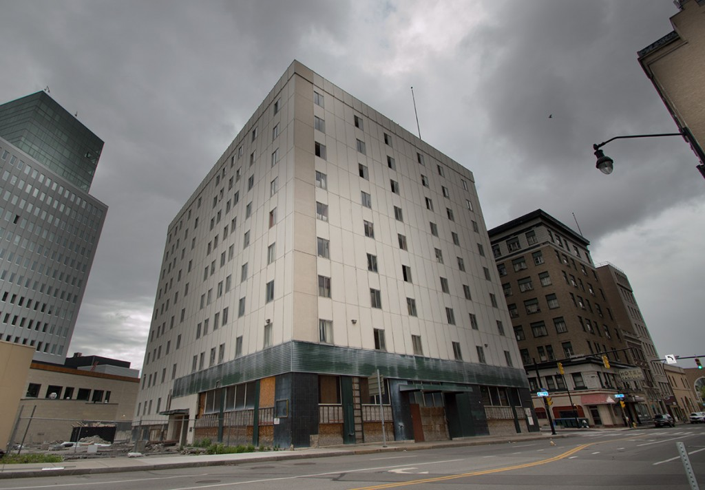 Downtown Rochester Hotels