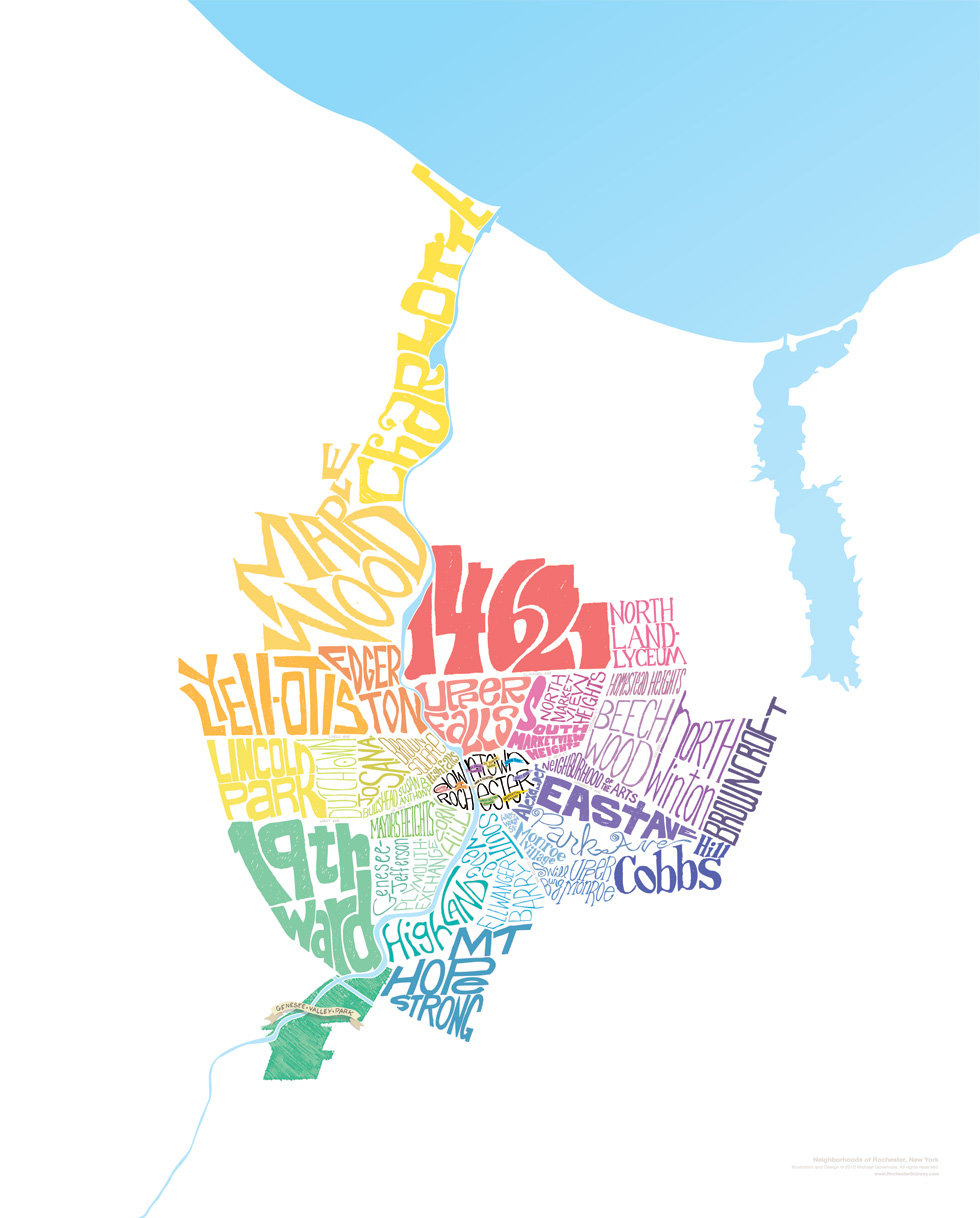 rochester-neighborhoods-map